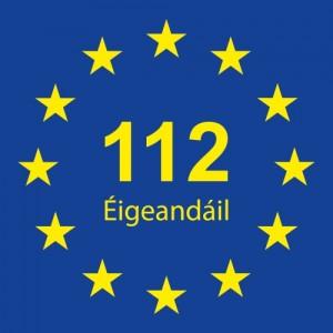 112 uimhir éigeandála