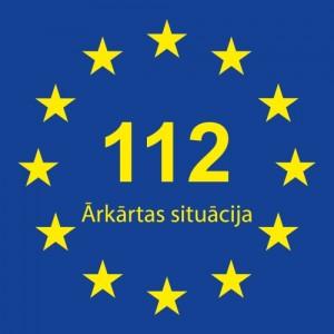 112 112_LV_Eiropas neatliekamas palidzibas dienesta numurs
