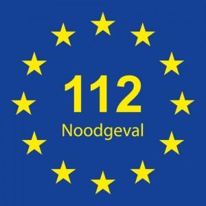 112 Europees alarmnummer