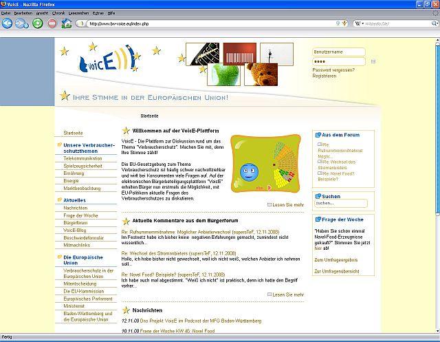 VoicE-Startseite-12-11-08