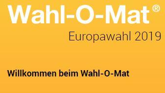 wahlomat europawahl 2019 bpb