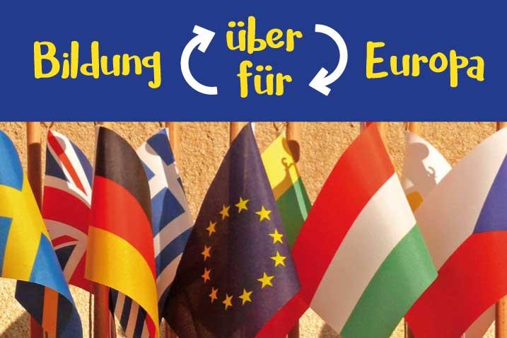 Bildung aus und für Europa