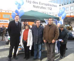 Tag des europäischen Notrufes